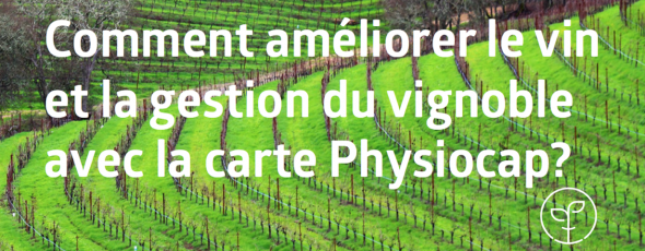 Carte Physiocap